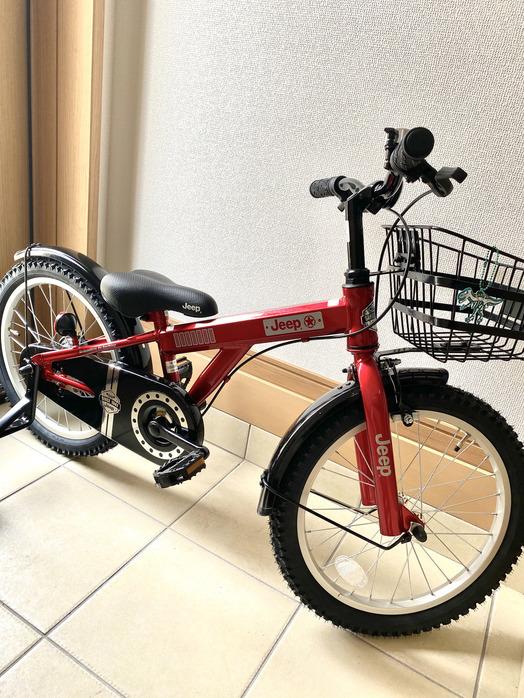 自転車デビュー_20200429_1