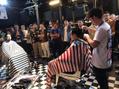 barber battle!