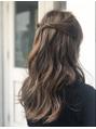 Easy hair arrangement