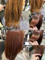 ミンクス 銀座五丁目店(MINX)【知念】常識外れの髪が綺麗になっていくカラー