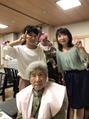 祖母の百寿祝い