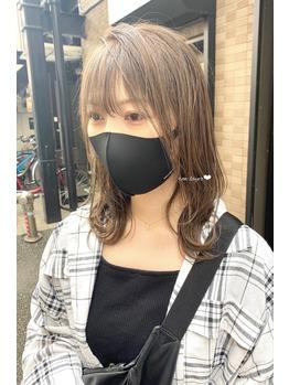 小顔レイヤースタイル♪【山崎慎悟】_20201105_1