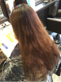 ★髪質改善通信149・Roaカラーと究極のRoa縮毛矯正★_20151219_1