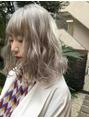 mimu☆hair/White blond