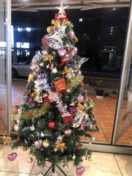 クリスマスツリー(^^)_20201120_2