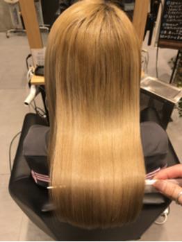 サイエンスアクアで髪質改善_20190314_1