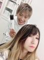 ヘアーサロン エール 原宿(hair salon ailes)N.スタイリングセラム(スタイリングver)