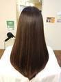Rely bondsの一番人気、髪質改善カラーエステって?