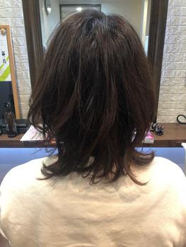 小顔補正立体カットとデジタルパーマ!!_20190510_4