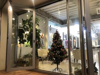 クリスマスツリー(^^)_20201120_3