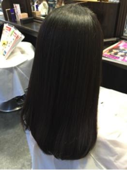 ★髪質改善通信149・Roaカラーと究極のRoa縮毛矯正★_20151219_2