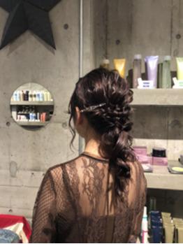hair arrange_20200114_1