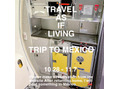 Travel as if living