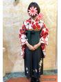 シフォン(Chiffon)卒業生の袴スタイル