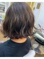 ヘアアンドビューティ ガーデン ベルモール店(HAIR AND BEAUTY GARDEN)カラーバター