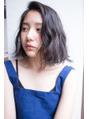 新宿joemi ラフな無造作パーマスタイル