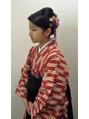 横濱ハイカラ美容院(haikara美容院)小学生の卒業袴
