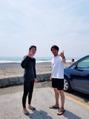 サーフィンしてて良かった★(出逢い編)