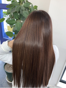 やっぱ髪質改善トリートメントだねッ_20210606_1