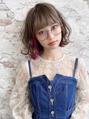夏Style撮影!!(インナーカラー)