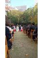 シェル(SHEL)結婚式(^^)