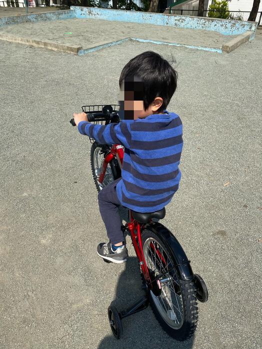 自転車デビュー_20200429_2