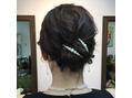 ヘアサロン ナノ(hair salon nano)パーティースタイル
