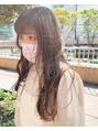 モッズヘア 仙台PARCO店(mod's hair)【奥山】ハイライトで作る透明感★