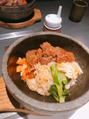 韓国ビュッフェ