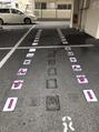 駐車場のご案内です!!【二台停めれます】
