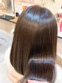 滑らかツヤ髪☆人気の髪質改善トリートメント