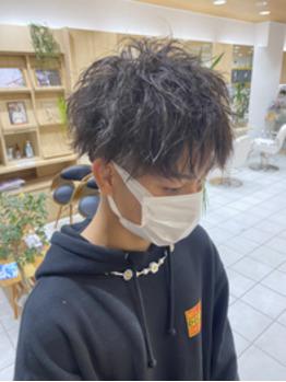 【CHIC 桶川 美容室】ツイストパーマがオススメ_20210909_1