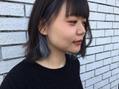 ミニヨン バイ ハピネス 高の原店(mignon by Happiness)おしゃれインナーカラー