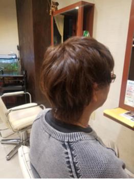 スタッフの髪も劇的ヘアエステ~☆_20181125_1