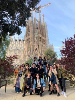 バルセロナ旅行♪_20190411_1