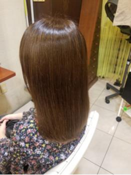 スタッフの髪も劇的ヘアエステ~☆_20181125_3