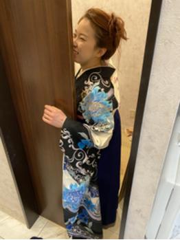 卒業式へ向けて、、、川村Asami_20200301_3