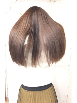 潤髪カラー&カット♪BEAUTY☆AQUAこーす☆_20190415_1