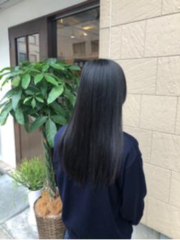 サラサラロング高校生☆彡_20190711_1