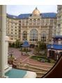 ディズニーランドホテルでランチ♪