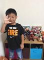 息子5歳!!