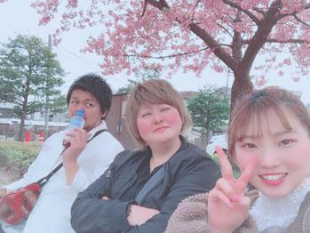 お花見♪_20190422_3