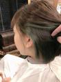 greenカラー☆