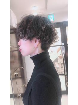 ショートヘアのアレンジ!_20181227_4