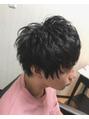 ヘアーグランデシーク(Hair Grande Seeek)束感命!