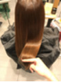 レックスヘアーインターナショナル(REX HAIR INTERNATIONAL)オレンジカラーで髪質改善♪