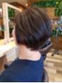 【新さっぽろでショートヘアなら!!】ミセスに人気☆
