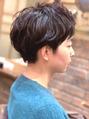 大人の女性にぴったりなショートヘア【藤沢/藤沢駅】