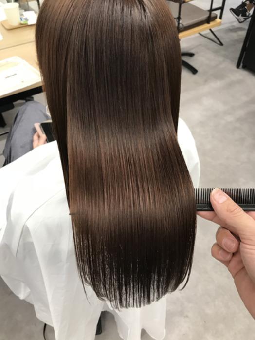 髪質サラサラ。フィラートリートメント_20200730_1