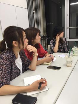 夜もパーマの勉強会!!高田馬場 美容室_20170825_2